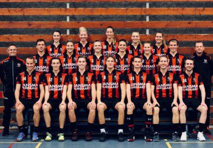Teamfoto K.V. Mid-Fryslân / Jansma Burdaard Selectie Seizoen 2018/2019