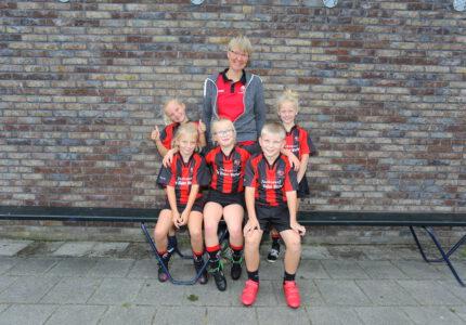 K.V. Mid-Fryslân / Jansma Burdaard E5 Seizoen 2018/2019