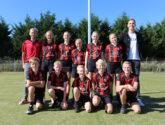 Teamfoto K.V. Mid-Fryslân / Jansma Burdaard C1 Seizoen 2019/2020