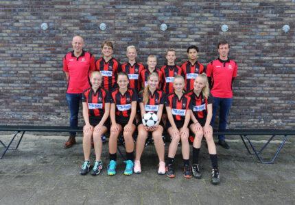 Teamfoto K.V. Mid-Fryslân / Jansma Burdaard B2 Seizoen 2019/2020