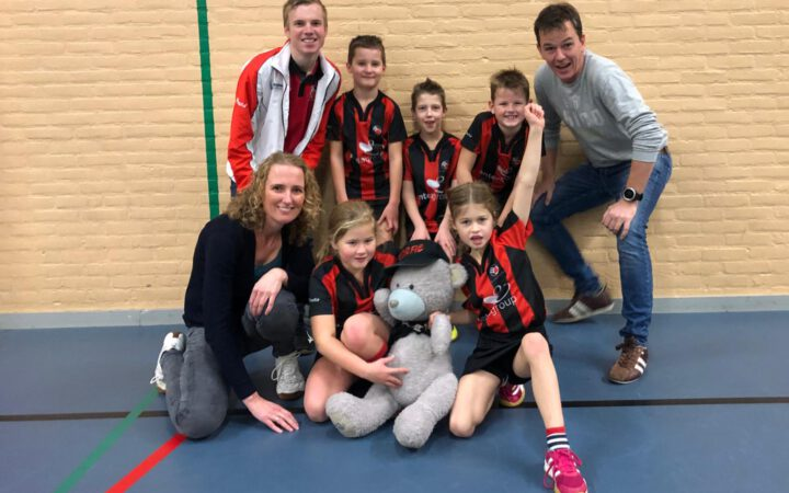 Teamfoto K.V. Mid-Fryslân / Jansma Burdaard E5 Seizoen 2019/2020