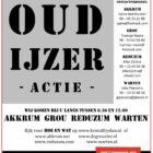 Oud Ijzer Actie 22-06-2019