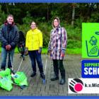Supporter van schoon - Vrijwilligers in actie